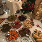 Foto de Riad Kniza Restaurant
