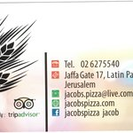 Their biz card