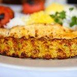 Chicken Koobideh