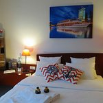 Photo of Novotel Suites Wien City Donau