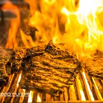 Ribs flame grilled to perfection!