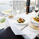 Dine with a view!