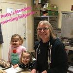 Patty's little helpers