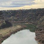 Snake River Canyon Trail Foto