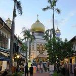 Sultan-Moschee Foto