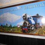 At Siliguri station