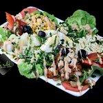 Goûter nos délicieux salades maison