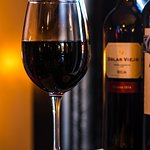 Try our extensive range of carefully selected red wines.