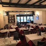 60 seated restaurant is the perfect venue for couples, families and parties