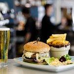 Cafe Bar Burger