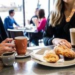 Cafe Bar Breakfast meeting