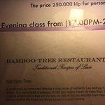 Foto van Bamboo Restaurant