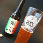 Casa Mia NUMERO UNO er en pale ale inspireret af den særlige italienske smag.
