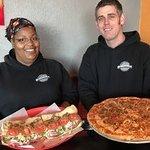 Billede af GrinderVille Grinders and Pizza