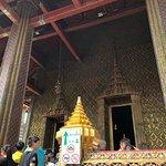 Photo de Temple du Bouddha d'Émeraude (Wat Phra Kaeo)