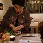 Lovely Mama Longgrain