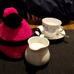 Our cute tea cozy