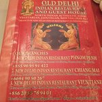 Bild från Old Delhi Indian Restaurant