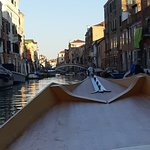 Photo of Row Venice