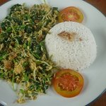 You have got to try the delicious Bali Urap! Out of this world !!