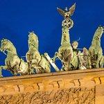 Foto de Puerta de Brandenburgo