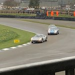 #76MM track action