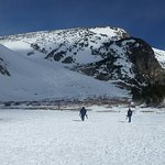 St. Mary's Glacier Foto