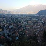 Panorama sulla città di Riva