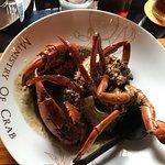 XL pepper Crab