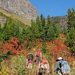 Fall is a great time to get away from the crowds and go hiking.