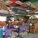 Inside Bob's Grill