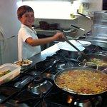 Futur chef de cuisine