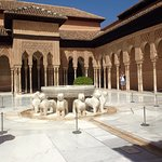 Фотография Альгамбра