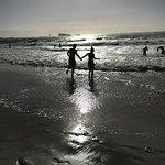 Praia muito bonita