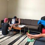 YHA Rotorua Aufnahme