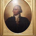 """Portrait of George Washington"" by Rembrandt Peale"
