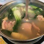 Famous shanghai soup