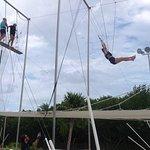 Cirque trapèze
