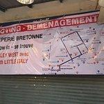 Billede af La Creperie Bretonne