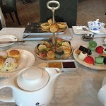 Good tea selection and food were scrumptious!