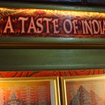 صورة فوتوغرافية لـ ‪A Taste of India & Arabia International Restaurant Plus Bar‬