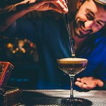 Charming bartenders