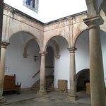 Palacio de las Veletas (museo Arqueológico): patio interior.
