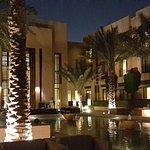 The magical atmosphere of Park Hyatt Jeddah (Hotel View)