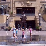 Photo of Nelson Mandela Square