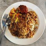 super fine nasi beriyani, should try !! 😘