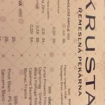 Fotografia lokality Pasta Krusta