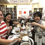 We had the best time with Tomoko! We laughed so much and the energy is filled with love and warm