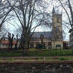 Sacred Bristol walking tour.