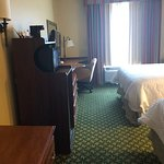 The hotel is clean, comfortable and well kept.